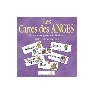 Cartes des Anges - Les cartes originales de Findhorn